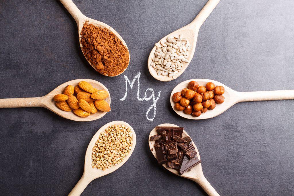semillas de magnesio
