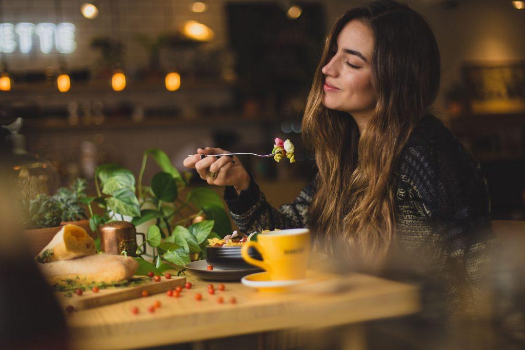Es posible disfrutar comiendo de forma saludable. No tiene por qué ser algo aburrido