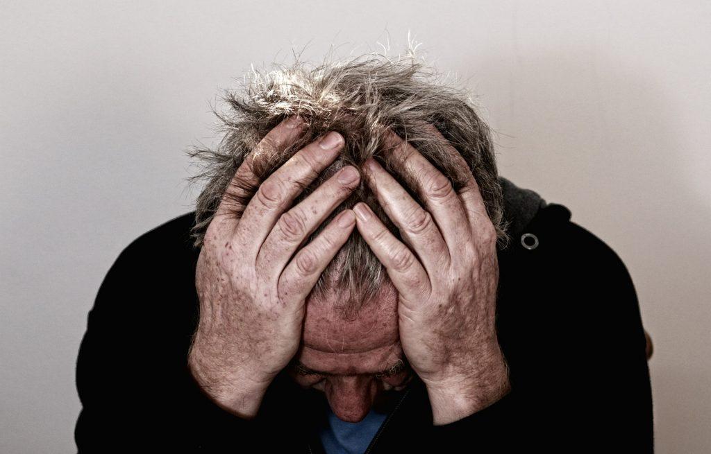 El agotamiento mental ocurre cuando la situación conflictiva rebasa nuestros recursos emocionales
